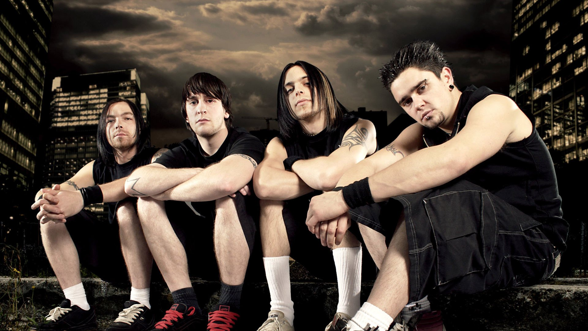 Music - Bullet For My Valentine  Wallpaper