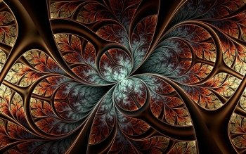 Abstract - Fractal Wallpapers and Backgrounds ID : 195142