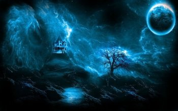 Sci Fi - Artistic Wallpapers and Backgrounds ID : 195200