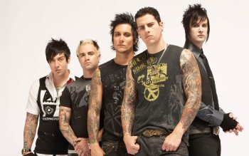 Music - Avenged Sevenfold Wallpapers and Backgrounds ID : 195560