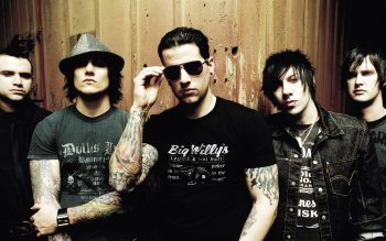 Music - Avenged Sevenfold Wallpapers and Backgrounds ID : 195562