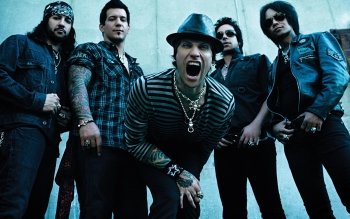 Music - Buckcherry Wallpapers and Backgrounds ID : 195960