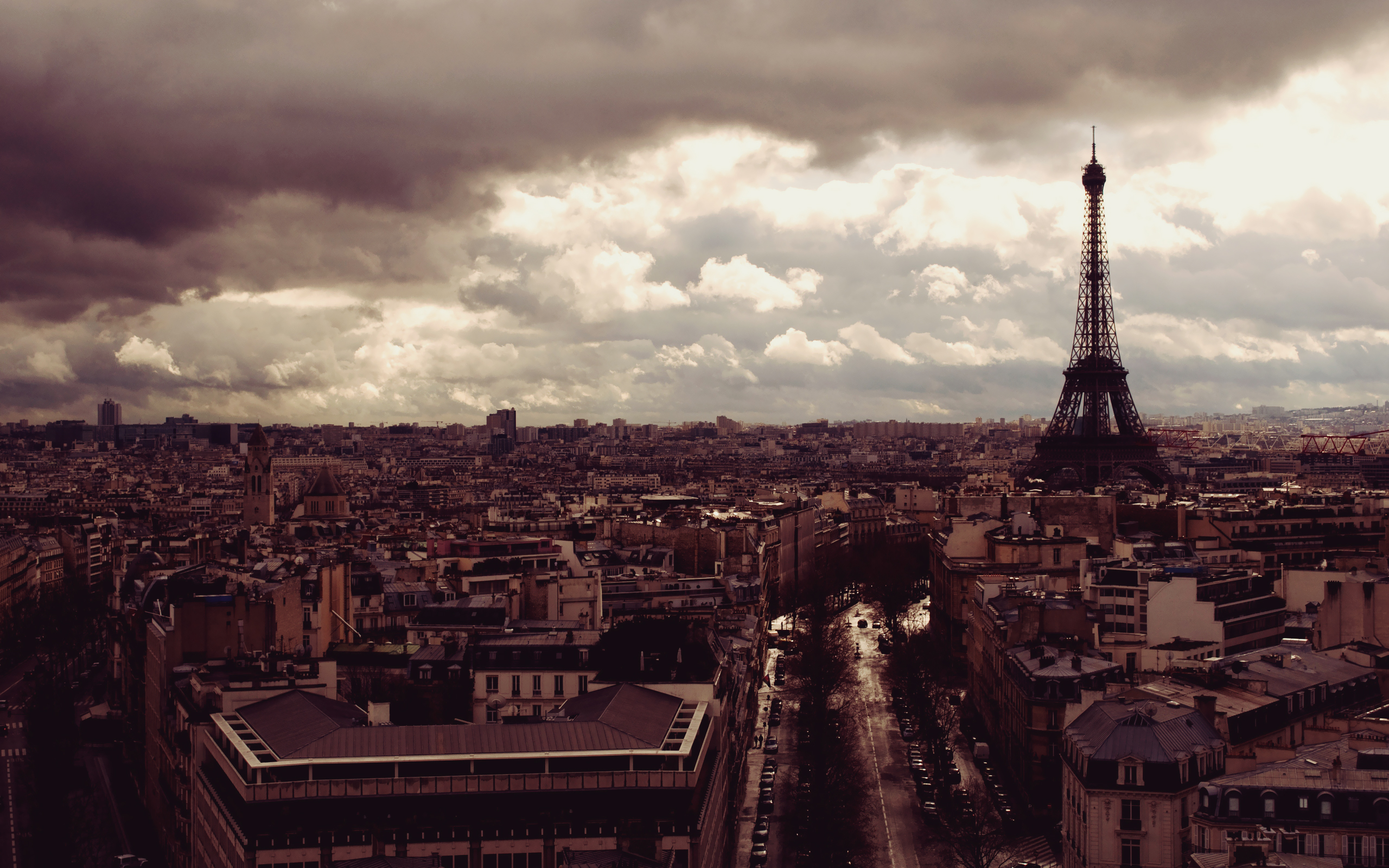 paris for carrie! full hd wallpaper and background image | 2560x1600