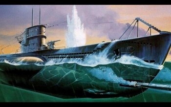 Military - Submarine Wallpapers and Backgrounds ID : 196550