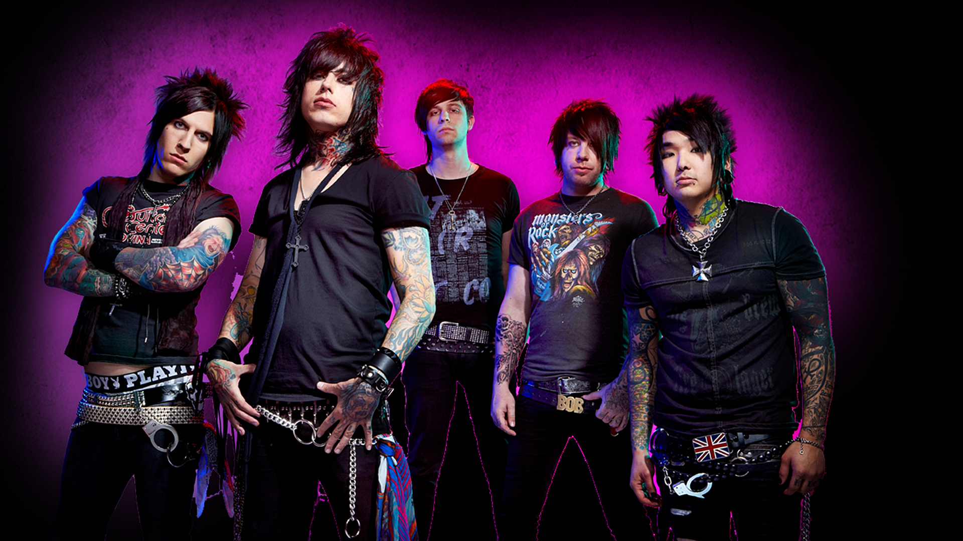 Falling In Reverse Full HD Wallpaper And Background Image