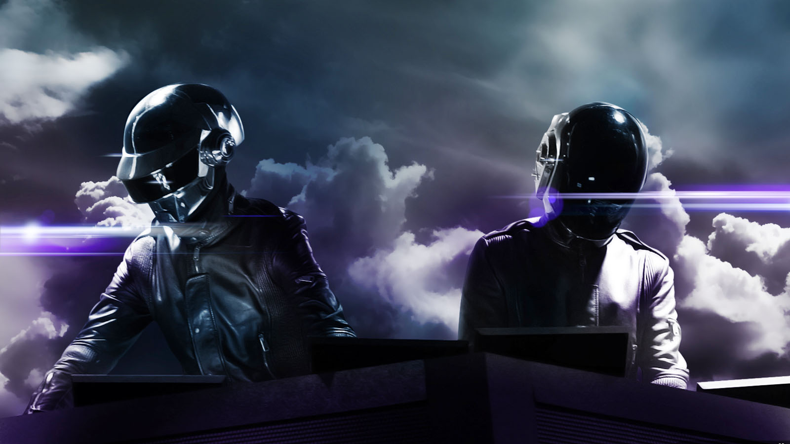 Daft Punk Wallpaper and Background Image | 1600x900 | ID ...