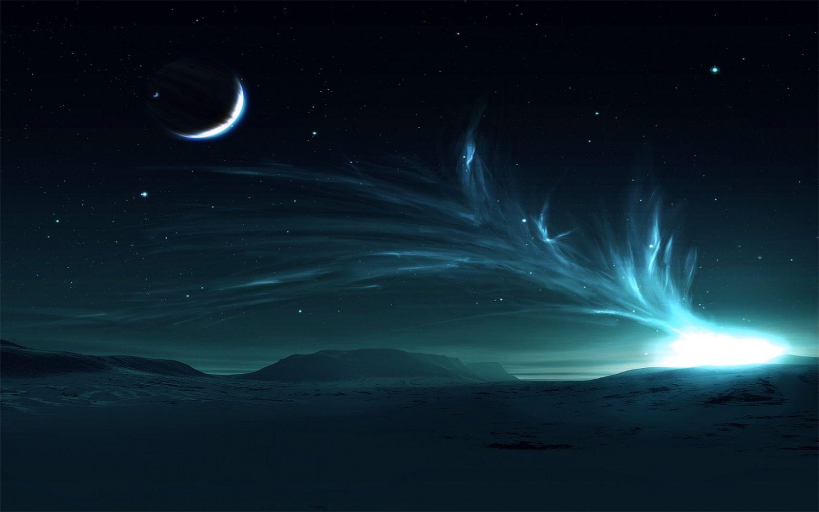 supernova landscape - photo #15