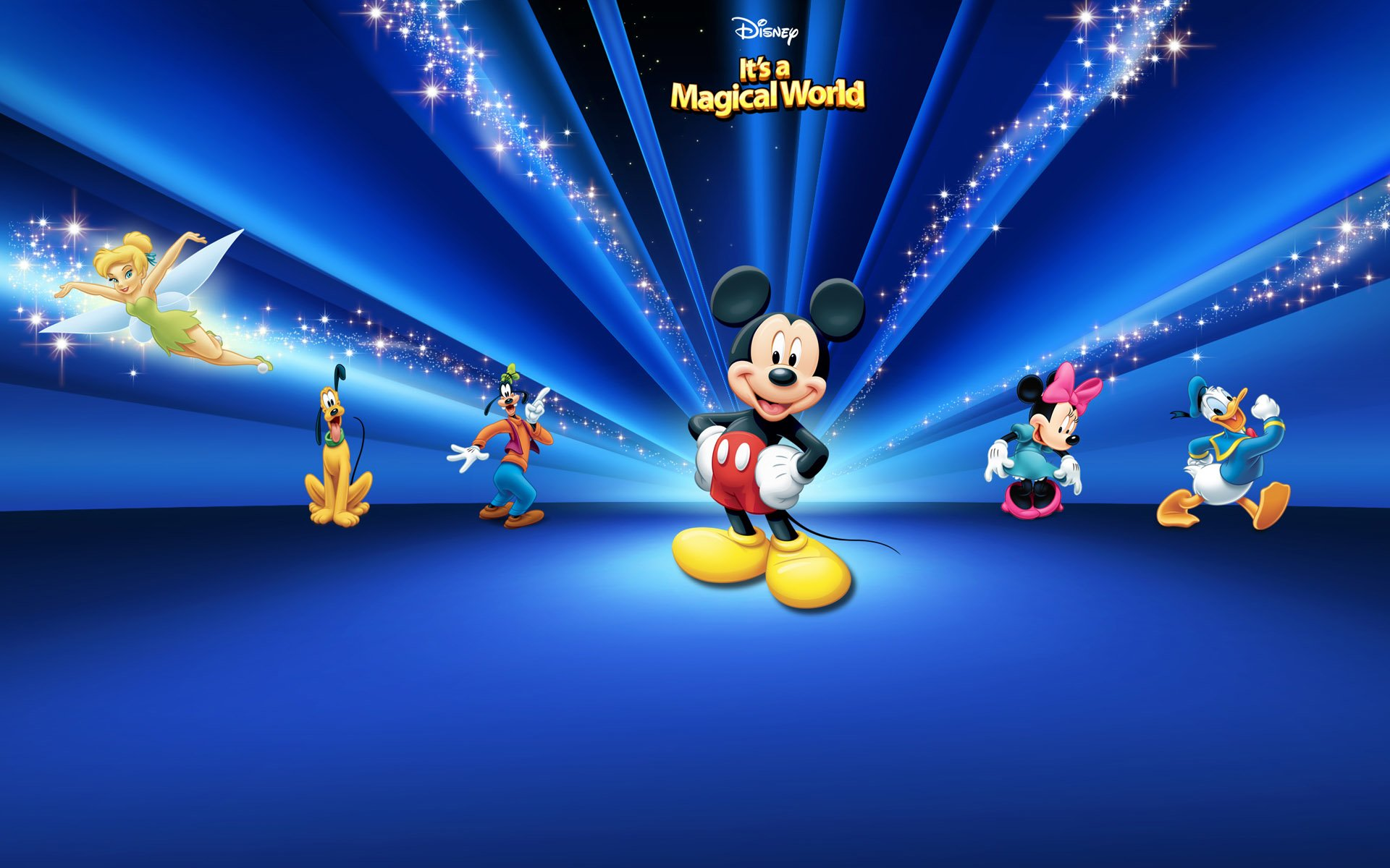 Cartoon - Mickey Mouse  Wallpaper