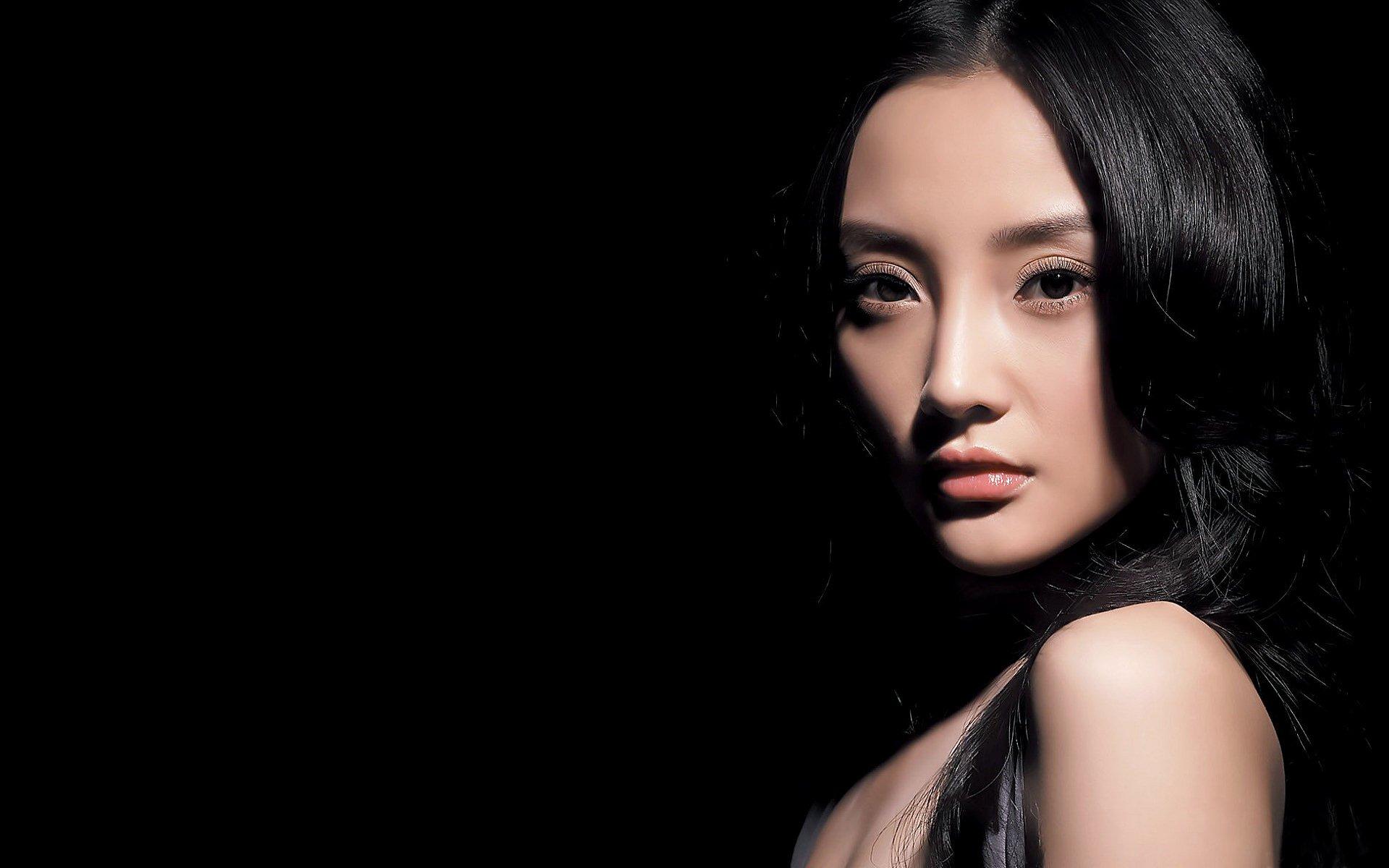 Women - Asian  Oriental Beautiful Wallpaper