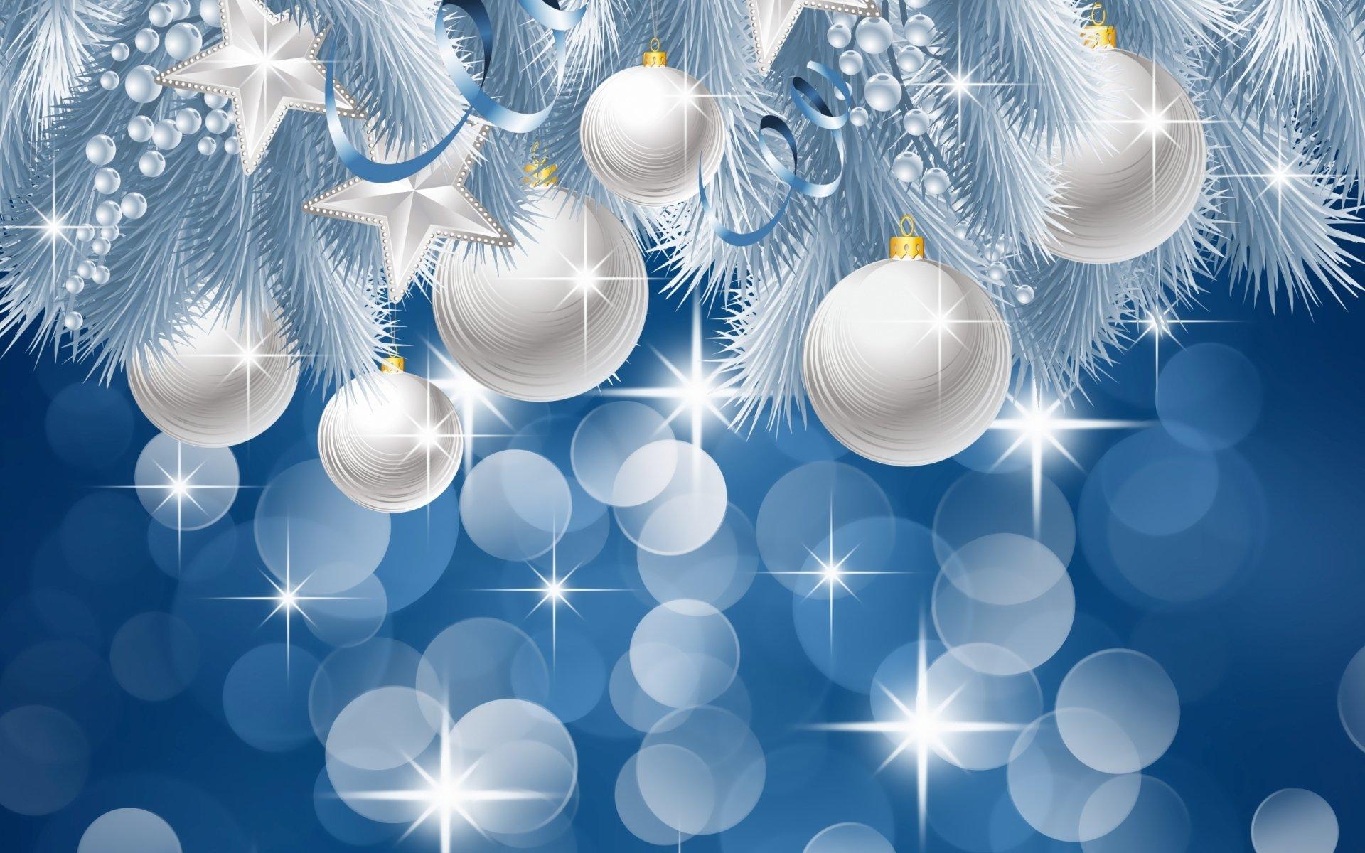 节日 - 圣诞节  Christmas Ornaments 壁纸