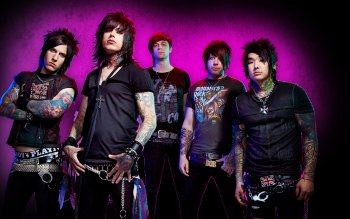 Music - Falling In Reverse Wallpapers and Backgrounds ID : 197332