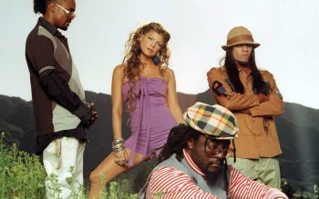 Musica - The Black Eyed Peas Wallpapers and Backgrounds ID : 197360
