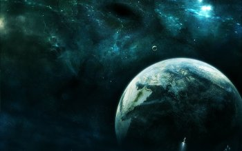Sci Fi - Planets Wallpapers and Backgrounds ID : 19762