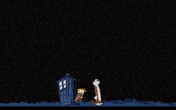 Cartoon - Calvin And Hobbes Wallpapers and Backgrounds ID : 197782