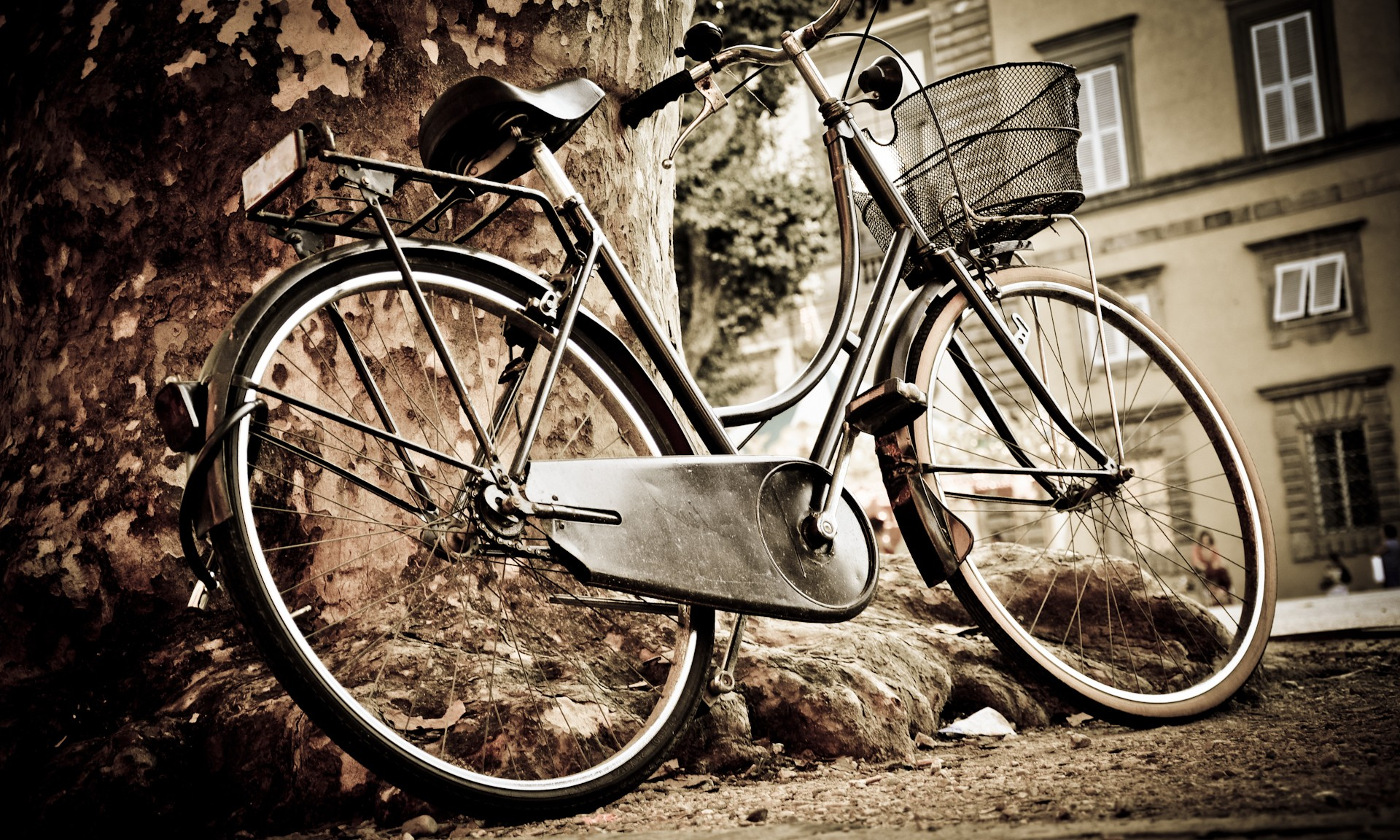 Bicycle Hd Wallpaper Background Image 1920x1152 Id198350