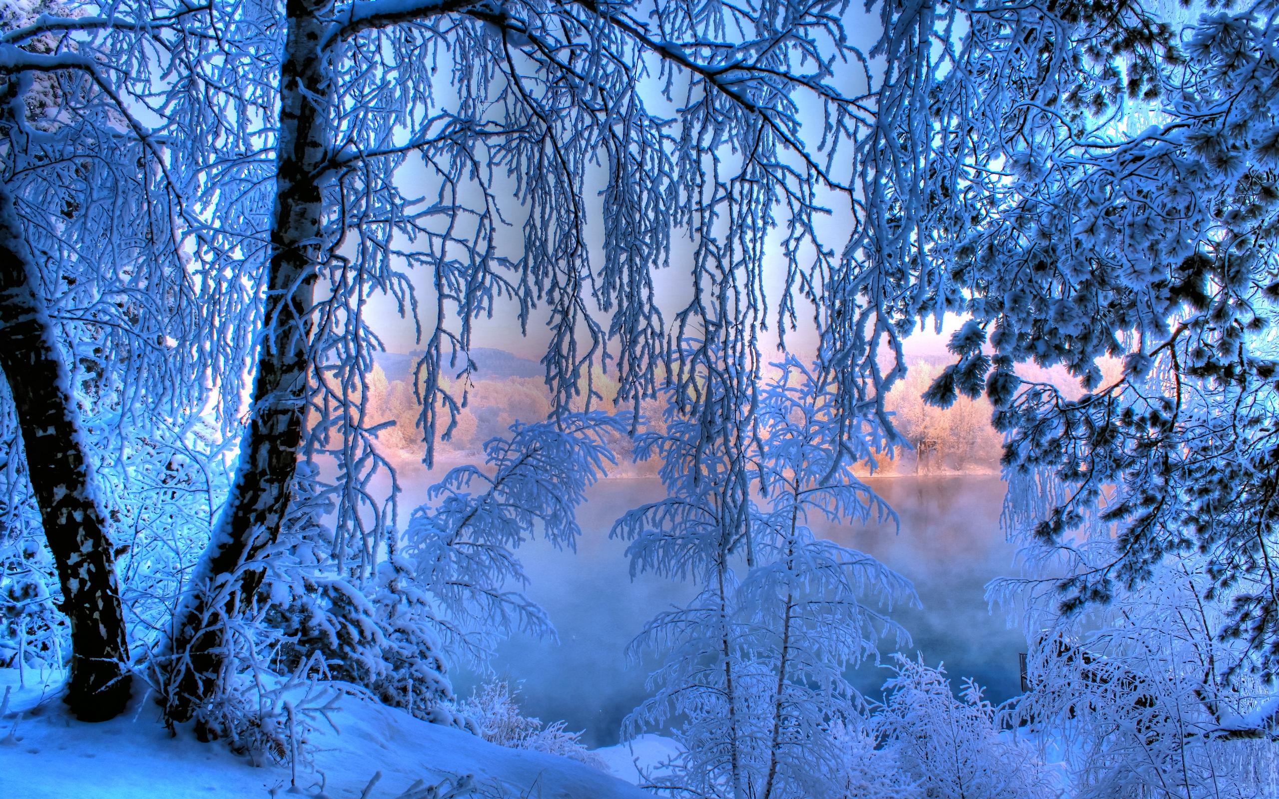 Hintergrund Winter Hd