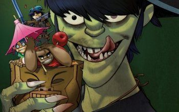Musik - Gorillaz Wallpapers and Backgrounds ID : 198152