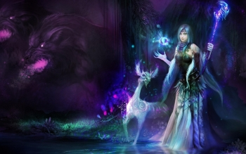 Fantasy - Witch Wallpapers and Backgrounds ID : 198680
