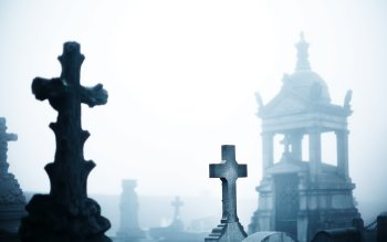 Religioso - Cemetery Wallpapers and Backgrounds ID : 198910