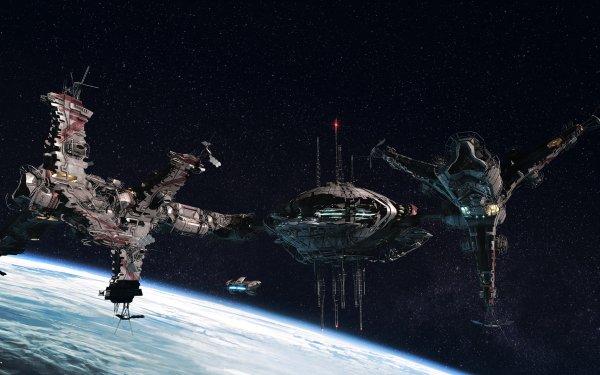 TV Show Battlestar Galactica (2003) Battlestar Galactica HD Wallpaper | Background Image
