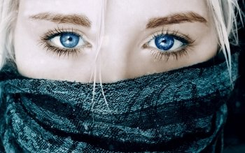 Mujeres - Ojos Wallpapers and Backgrounds ID : 199162