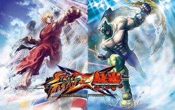 Video Game - Street Fighter X Tekken Wallpapers and Backgrounds ID : 200012