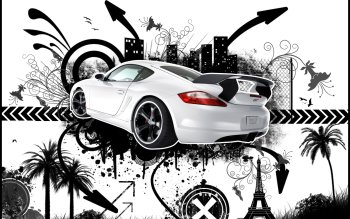 Vehículos - Porsche Wallpapers and Backgrounds ID : 200032