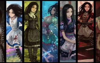 Video Game - Alice Madness Returns Wallpapers and Backgrounds ID : 200530