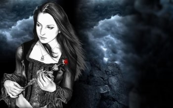 Women - Gothic Wallpapers and Backgrounds ID : 202272