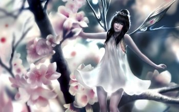 Fantasy - Fairy Wallpapers and Backgrounds ID : 202842