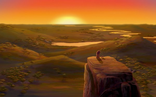 Movie The Lion King (1994) The Lion King Lion HD Wallpaper | Background Image