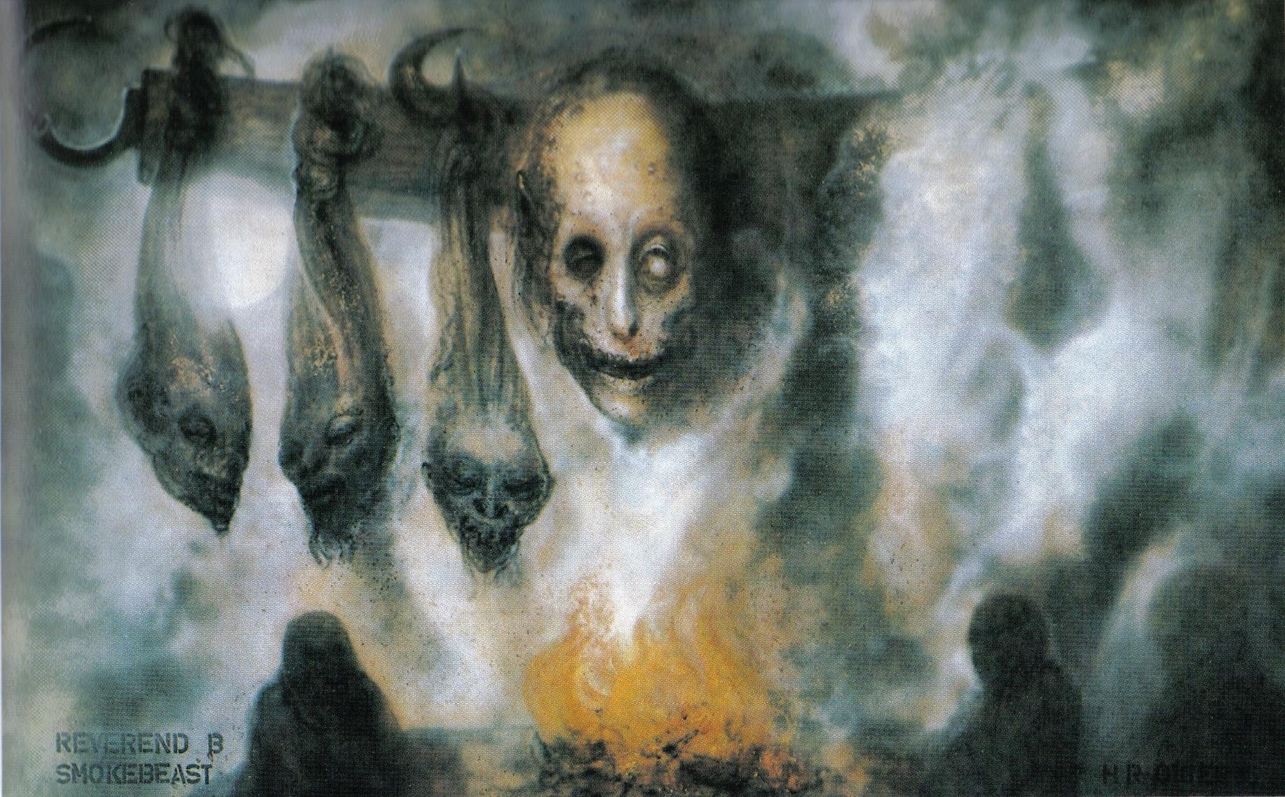 Dark - Occult  Wallpaper