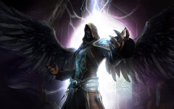 Dark - Angel Wallpapers and Backgrounds ID : 204042