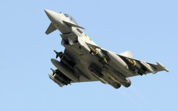 Military - Eurofighter Typhoon Wallpapers and Backgrounds ID : 204960