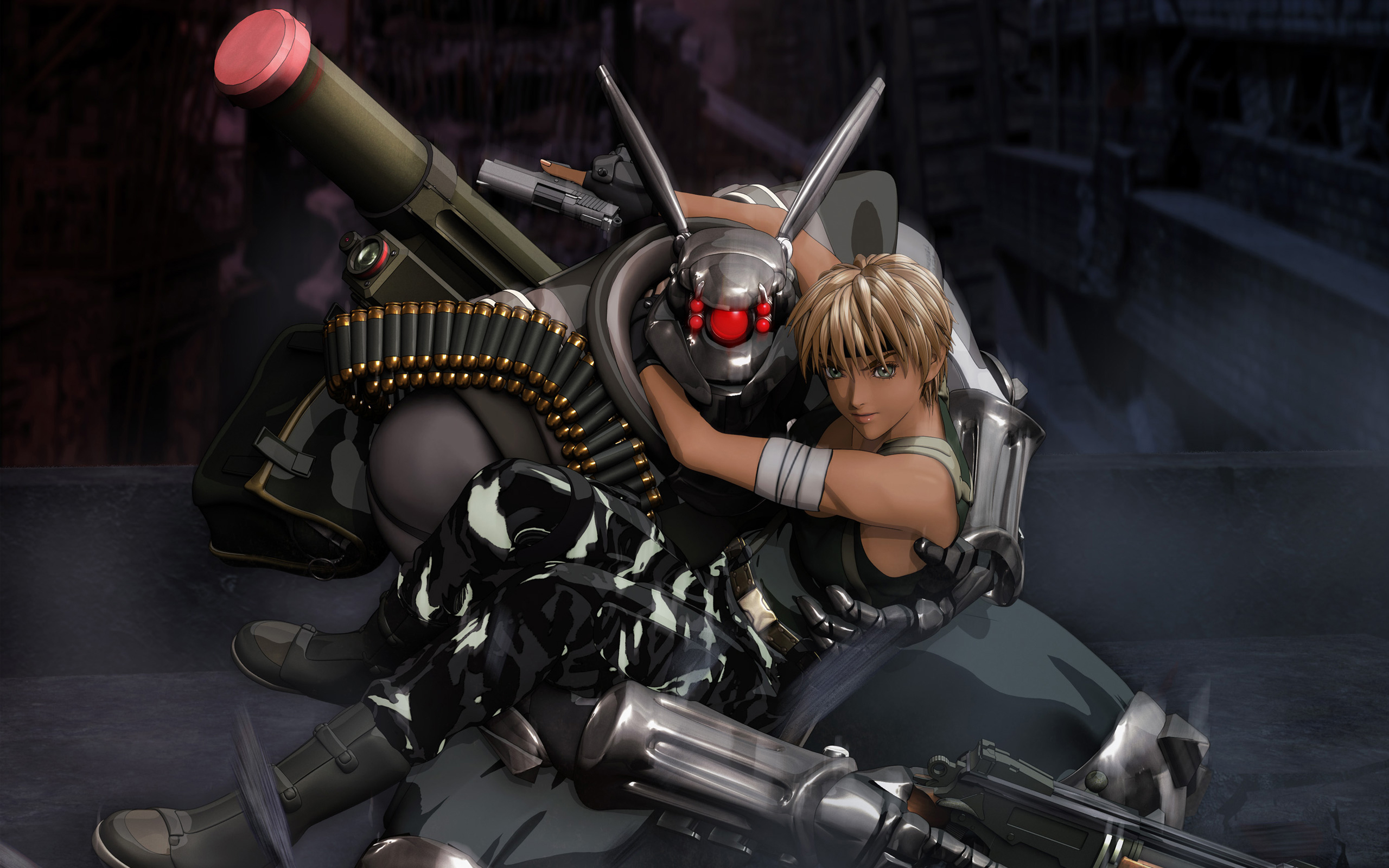 Appleseed Hd Wallpaper  Background Image  2560X1600  Id205100 - Wallpaper Abyss-9161