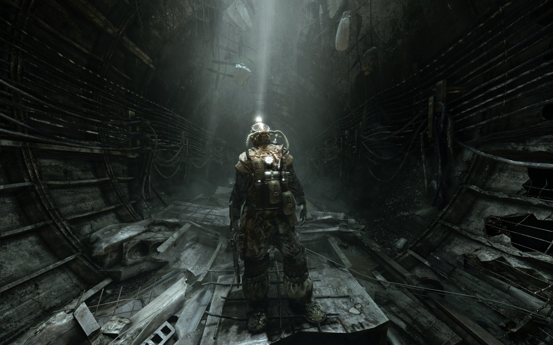 53 Metro Last Light Hd Wallpapers Background Images Wallpaper
