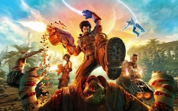 Video Game - Bulletstorm Wallpapers and Backgrounds ID : 205680