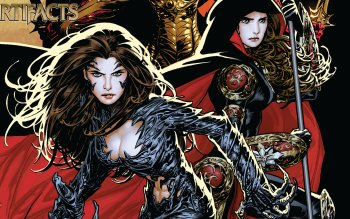 Comics - Witchblade Wallpapers and Backgrounds ID : 205870
