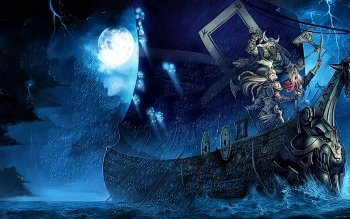 Fantasy - Ship Wallpapers and Backgrounds ID : 205960