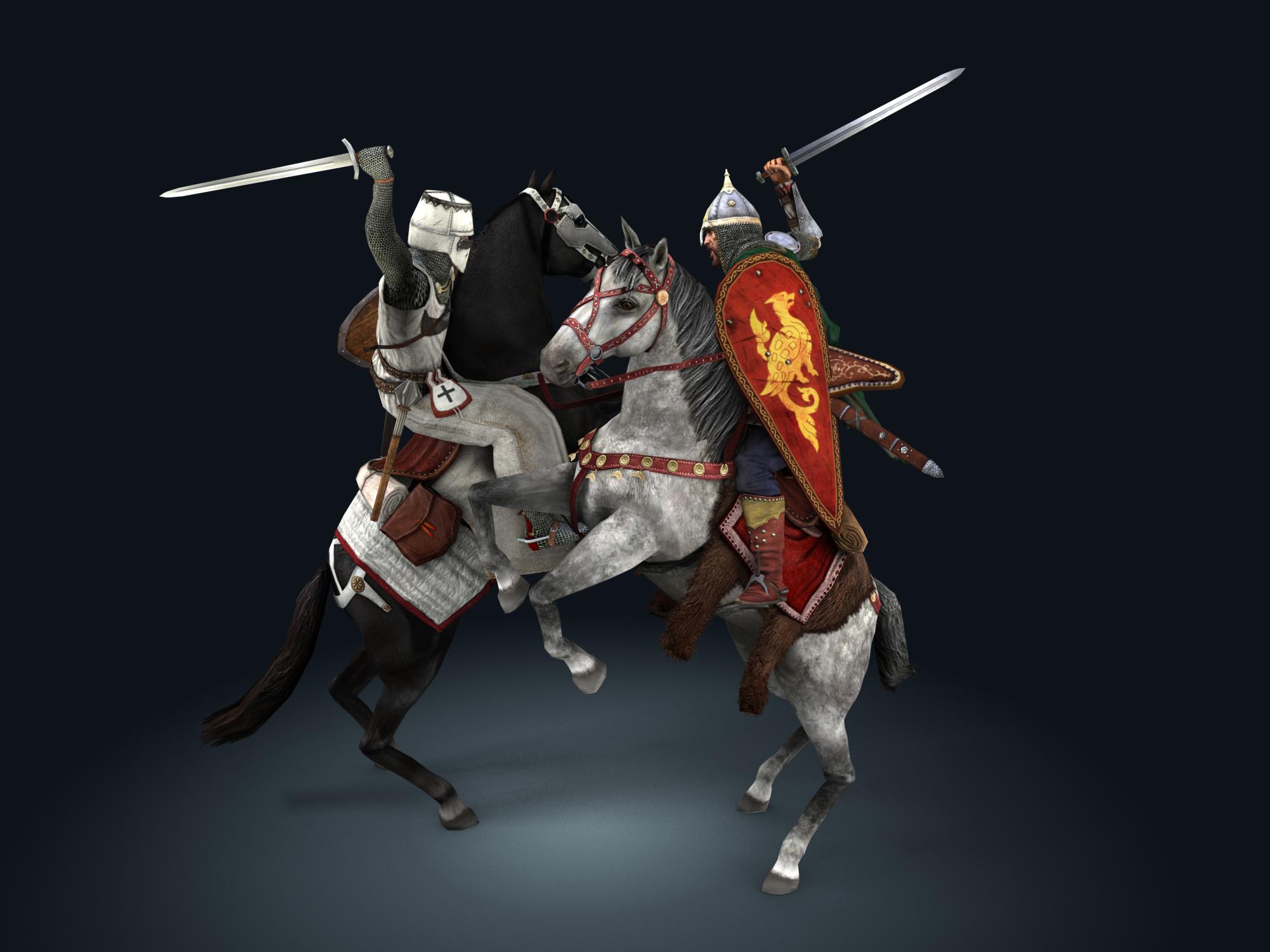 Fantasy - Knight  Wallpaper