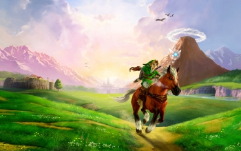 Video Game - The Legend Of Zelda Wallpapers and Backgrounds ID : 206560