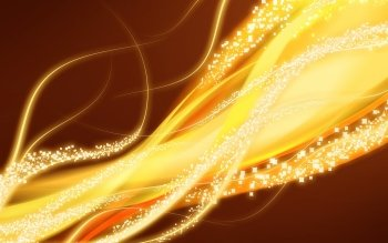 Abstract - Yellow Wallpapers and Backgrounds ID : 206740