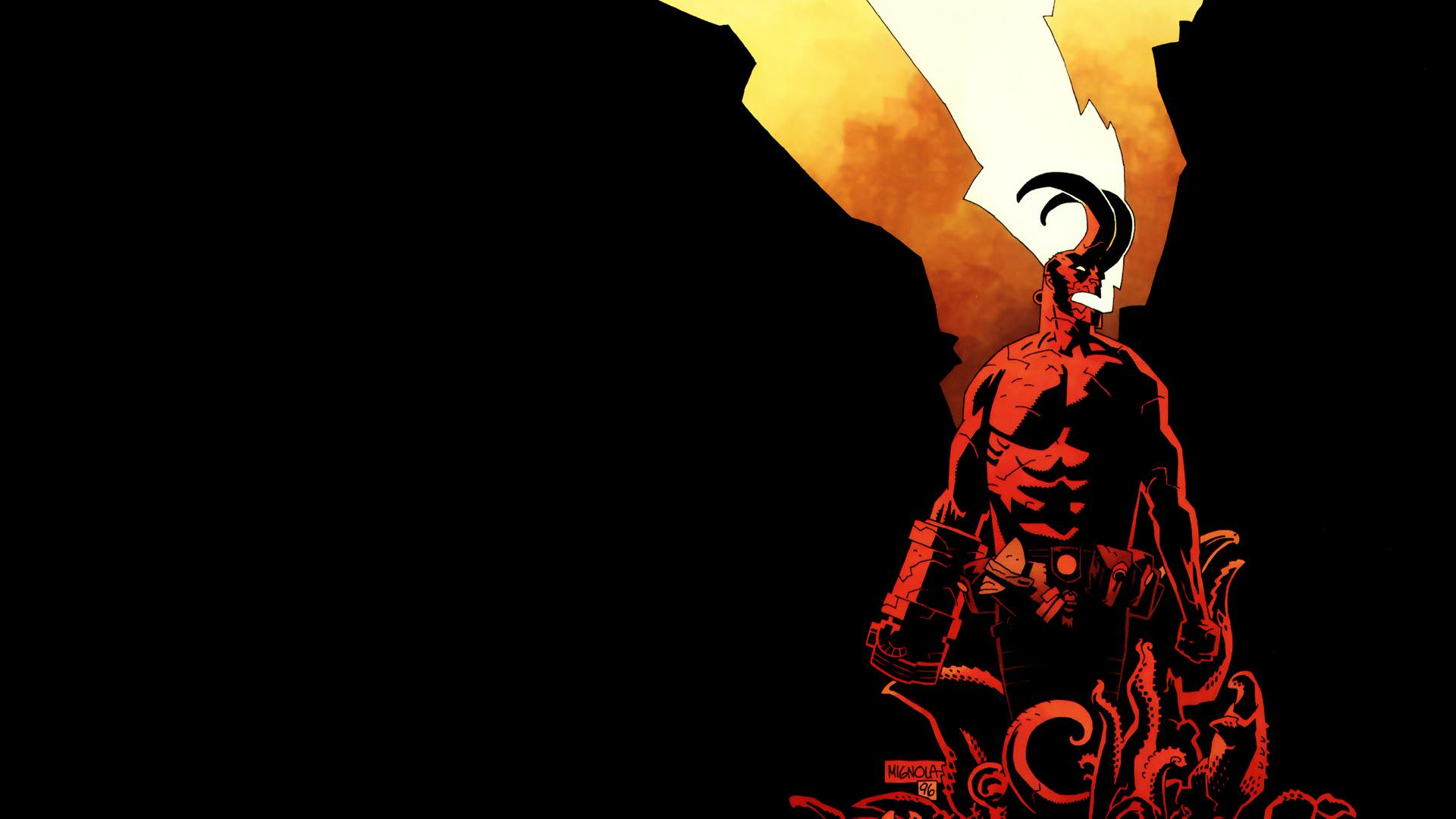 Hellboy Hd Wallpaper Background Image 1920x1080 Id 207120