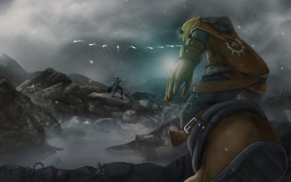Video Game League Of Legends Ezreal Ashe HD Wallpaper   Background Image