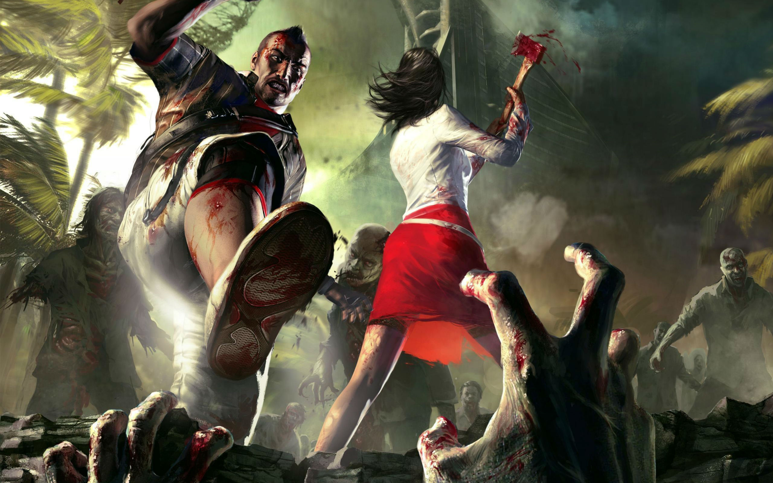 Dead island full hd wallpaper and background image 2560x1600 video game dead island wallpaper voltagebd Choice Image