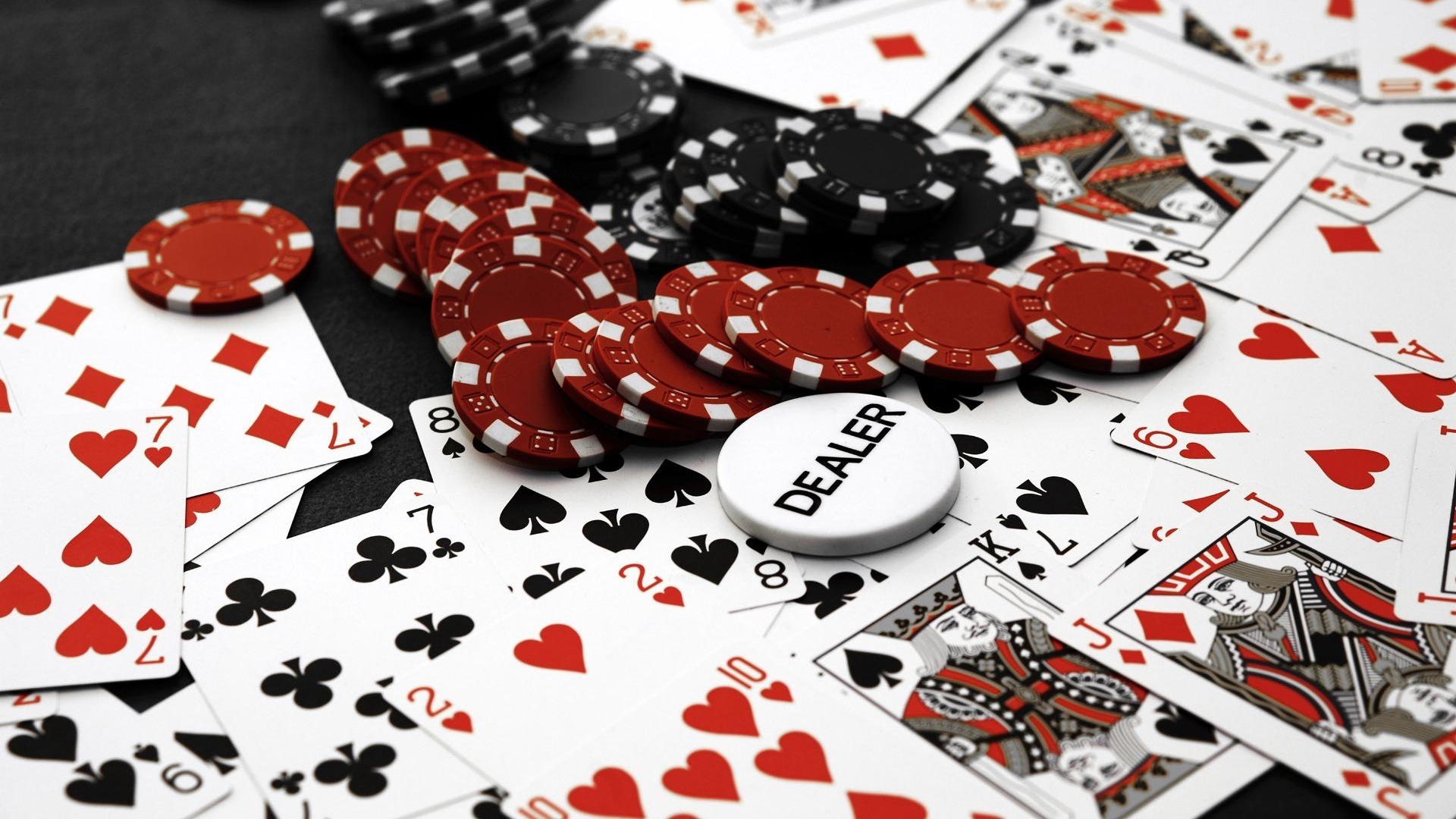 Juego - Poker  Fondo de Pantalla
