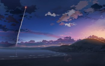 Anime - 5 Centimeters Per Second Wallpapers and Backgrounds ID : 209140