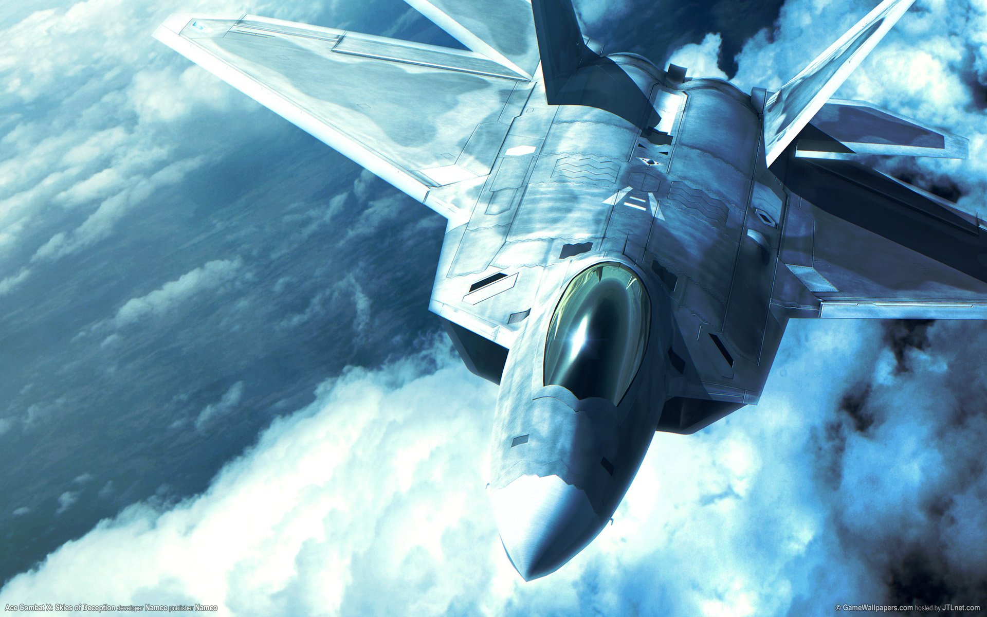 Video Game - Ace Combat  Wallpaper