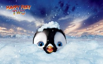 Фильм - Happy Feet 2 Wallpapers and Backgrounds ID : 210062