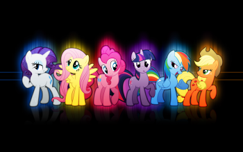 772 My Little Pony Friendship Is Magic HD Wallpapers